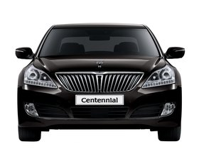 Ver foto 4 de Hyundai Centennial Limousine 2012