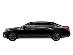 Ver foto 3 de Hyundai Centennial Limousine 2012