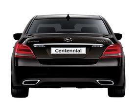Ver foto 2 de Hyundai Centennial Limousine 2012