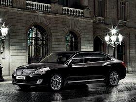 Ver foto 1 de Hyundai Centennial Limousine 2012
