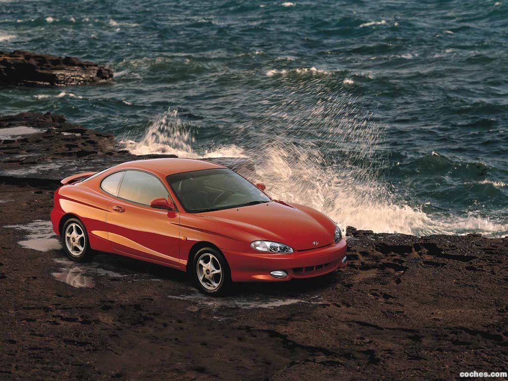 Foto 0 de Hyundai Coupe 1996