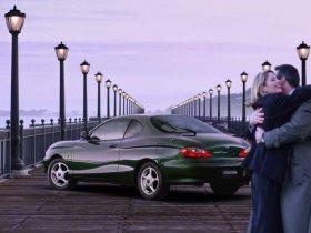 Ver foto 2 de Hyundai Coupe 1996
