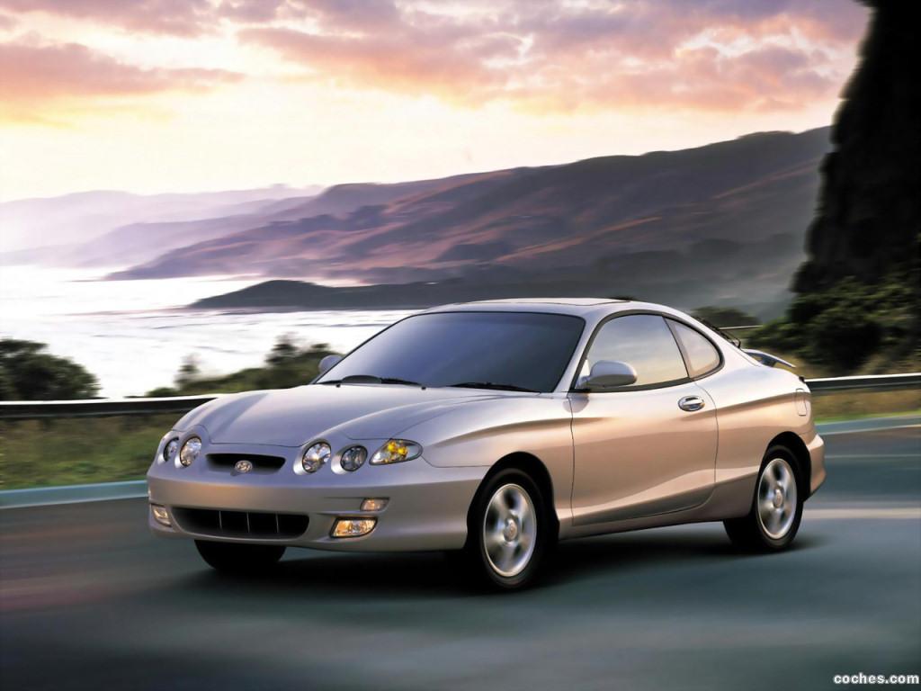 Foto 0 de Hyundai Coupe 1999