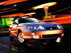 Ver foto 3 de Hyundai Coupe 1999