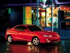 Ver foto 2 de Hyundai Coupe 1999