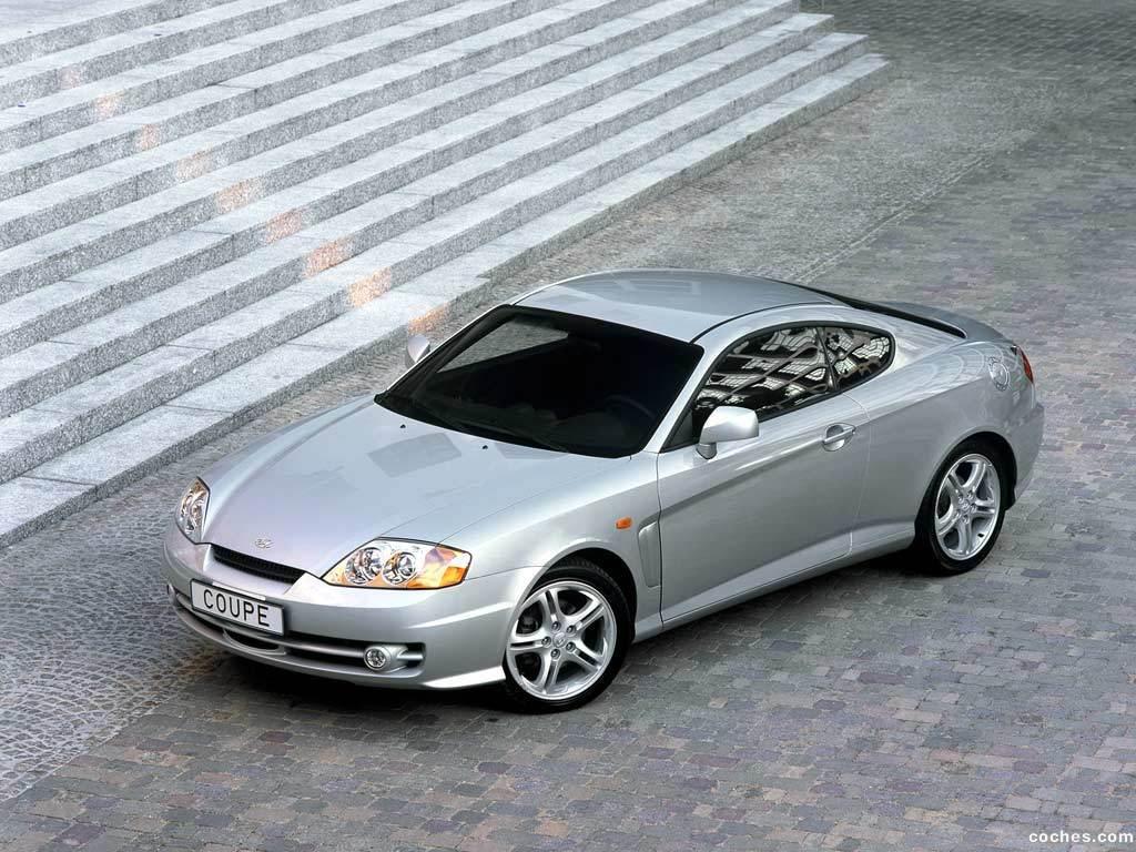 Foto 6 de Hyundai Coupe 2002