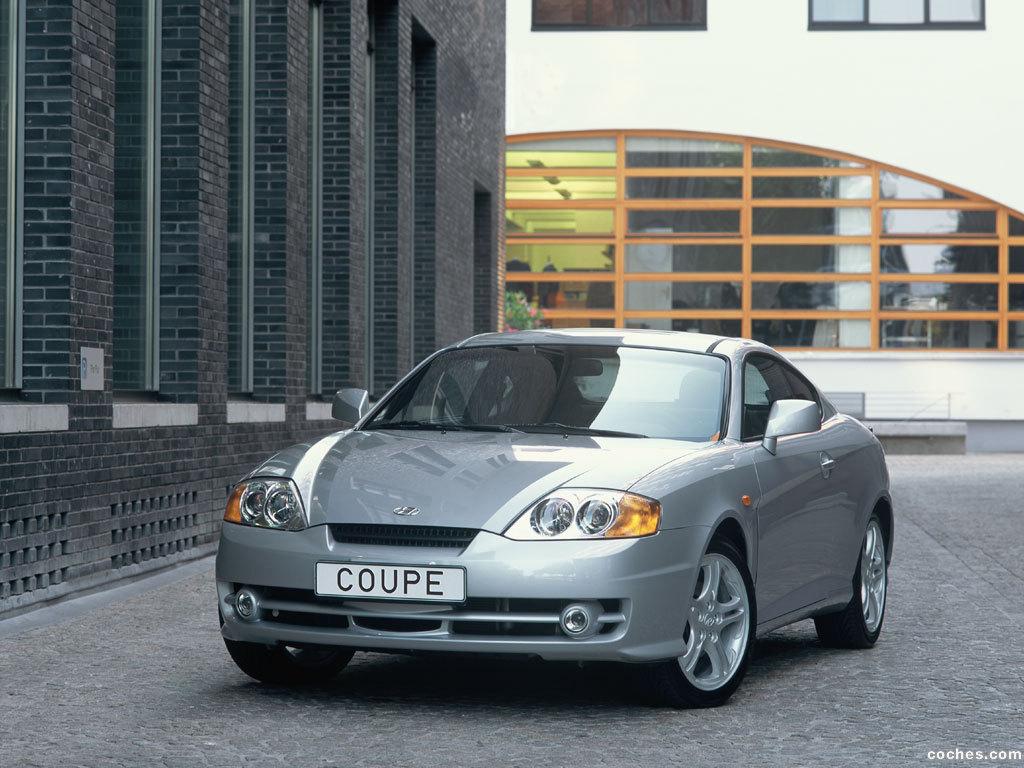 Foto 4 de Hyundai Coupe 2002