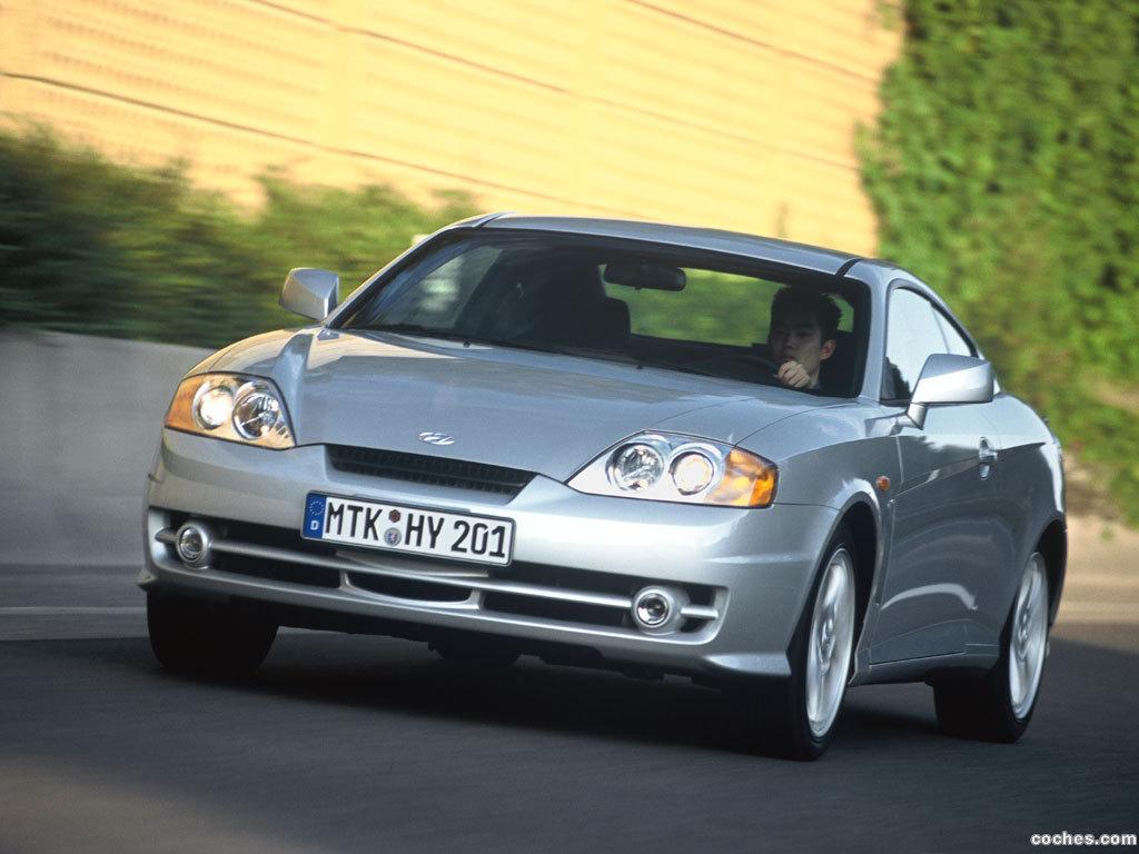 Foto 0 de Hyundai Coupe 2002