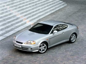 Ver foto 7 de Hyundai Coupe 2002