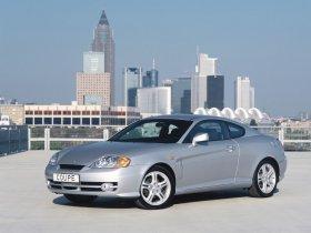 Ver foto 2 de Hyundai Coupe 2002