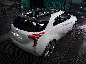 Ver foto 3 de Hyundai Curb Concept 2011