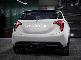 Ver foto 2 de Hyundai Curb Concept 2011
