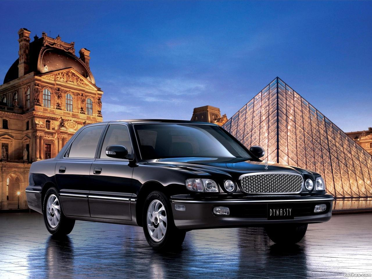 Foto 0 de Hyundai Dynasty 1999