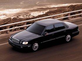 Ver foto 2 de Hyundai Dynasty 1999