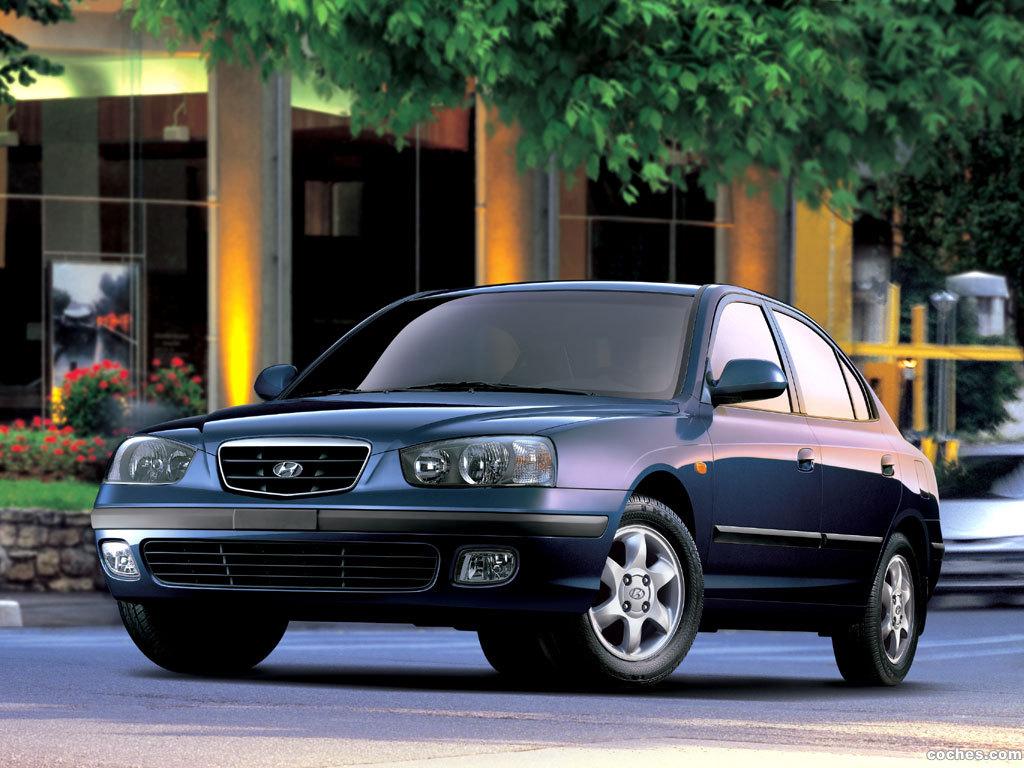 Foto 0 de Hyundai Elantra 2000