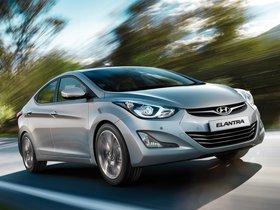 Ver foto 33 de Hyundai Elantra Tecno 2014