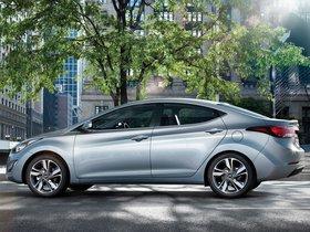 Ver foto 32 de Hyundai Elantra Tecno 2014