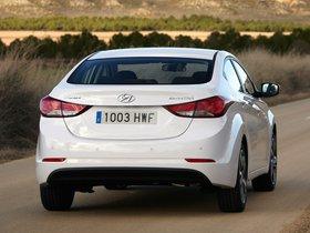 Ver foto 24 de Hyundai Elantra Tecno 2014