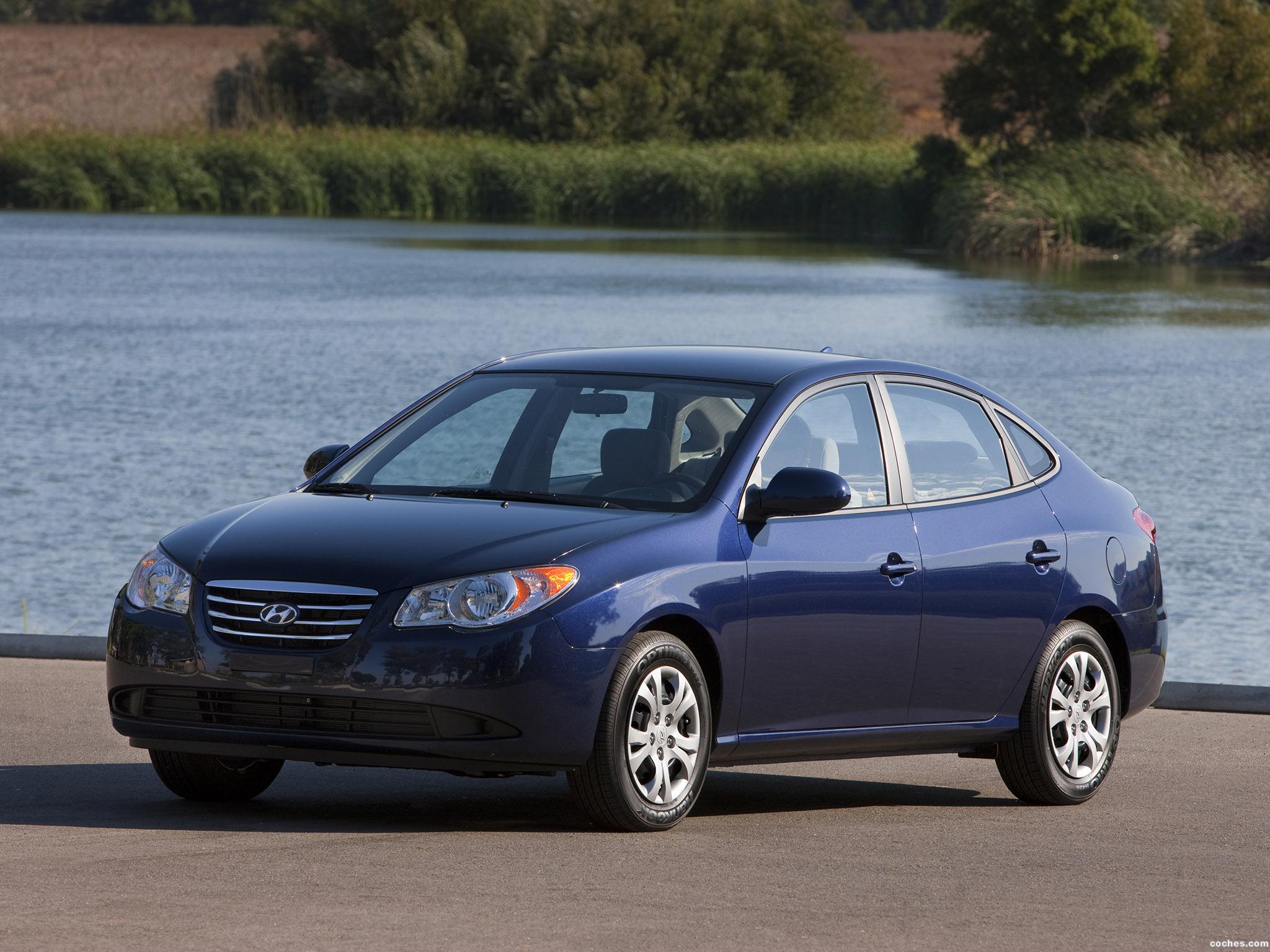 Foto 0 de Hyundai Elantra Blue 2010