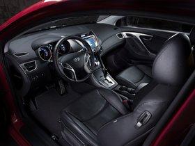 Ver foto 10 de Hyundai Elantra Coupe USA 2012