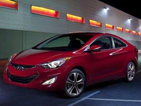 Ver foto 1 de Hyundai Elantra Coupe USA 2012