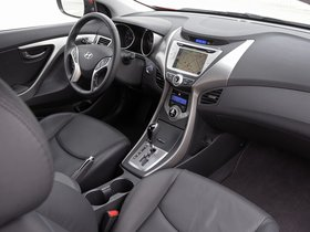 Ver foto 9 de Hyundai Elantra Coupe USA 2012