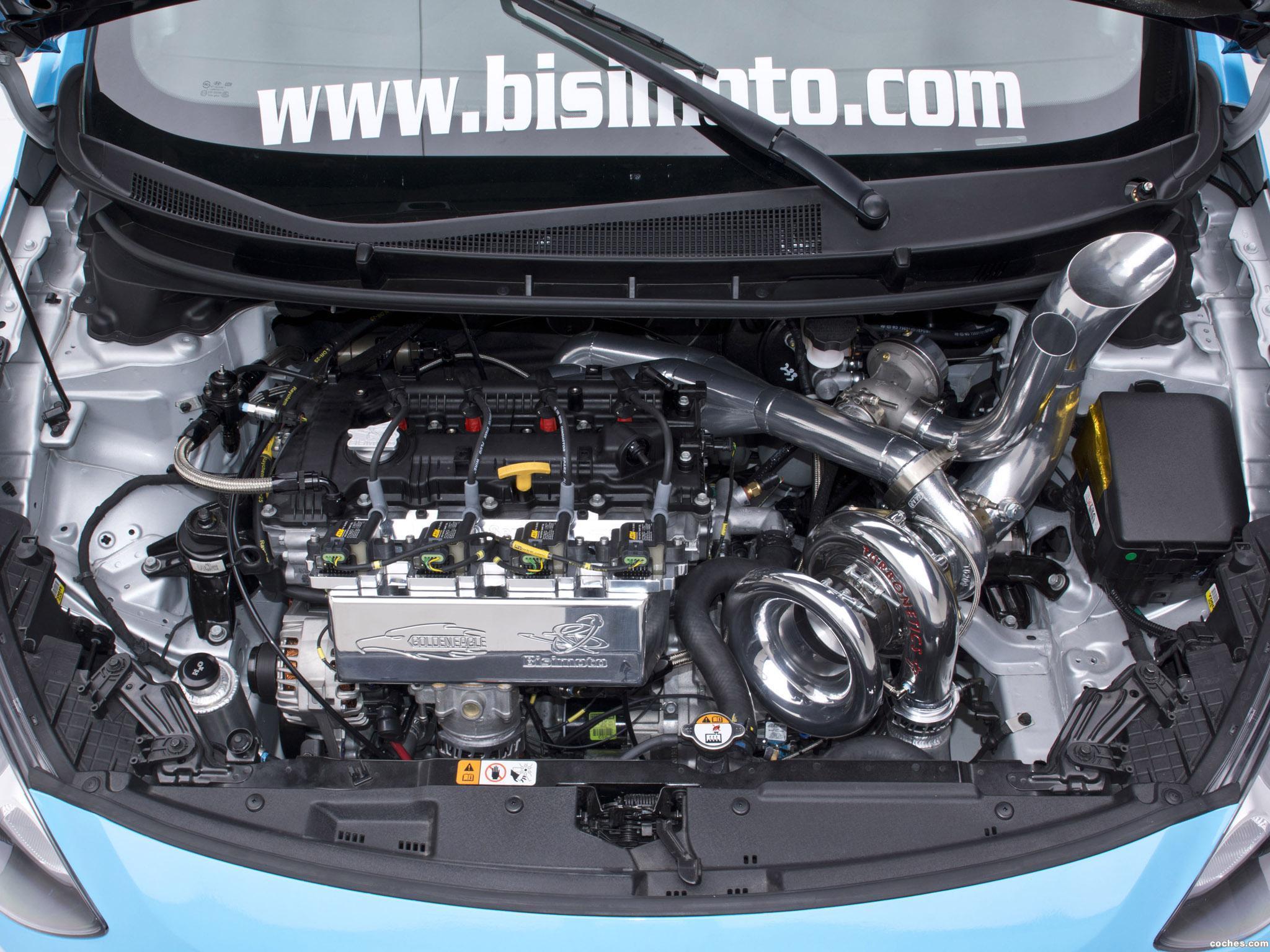 Foto 11 de Hyundai Elantra GT Concept by Bisimoto Engineering 2012