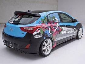 Ver foto 6 de Hyundai Elantra GT Concept by Bisimoto Engineering 2012