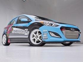 Ver foto 5 de Hyundai Elantra GT Concept by Bisimoto Engineering 2012
