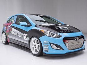 Ver foto 1 de Hyundai Elantra GT Concept by Bisimoto Engineering 2012
