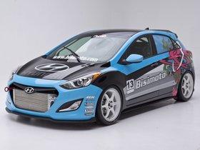 Ver foto 9 de Hyundai Elantra GT Concept by Bisimoto Engineering 2012