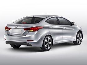 Ver foto 3 de Hyundai Elantra Langdong 2012
