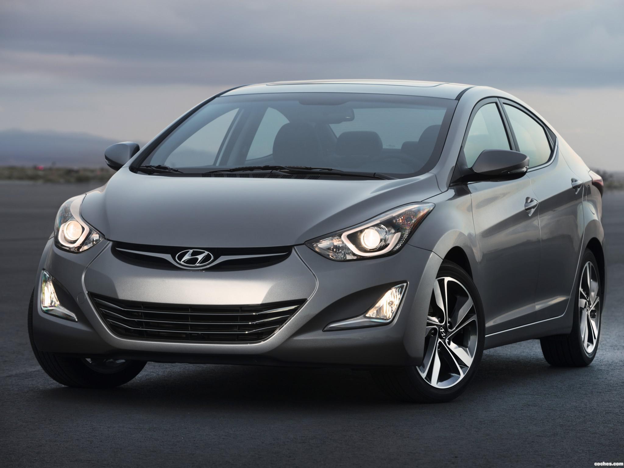 Foto 0 de Hyundai Elantra Limited USA 2014