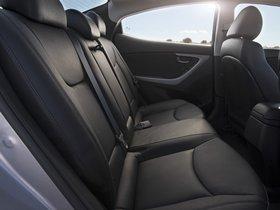Ver foto 9 de Hyundai Elantra Limited USA 2014