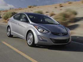 Ver foto 8 de Hyundai Elantra Limited USA 2014