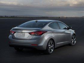 Ver foto 7 de Hyundai Elantra Limited USA 2014
