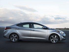 Ver foto 6 de Hyundai Elantra Limited USA 2014