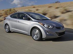 Ver foto 5 de Hyundai Elantra Limited USA 2014