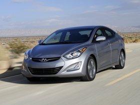 Ver foto 4 de Hyundai Elantra Limited USA 2014