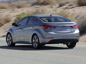 Ver foto 3 de Hyundai Elantra Limited USA 2014