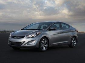 Ver foto 2 de Hyundai Elantra Limited USA 2014