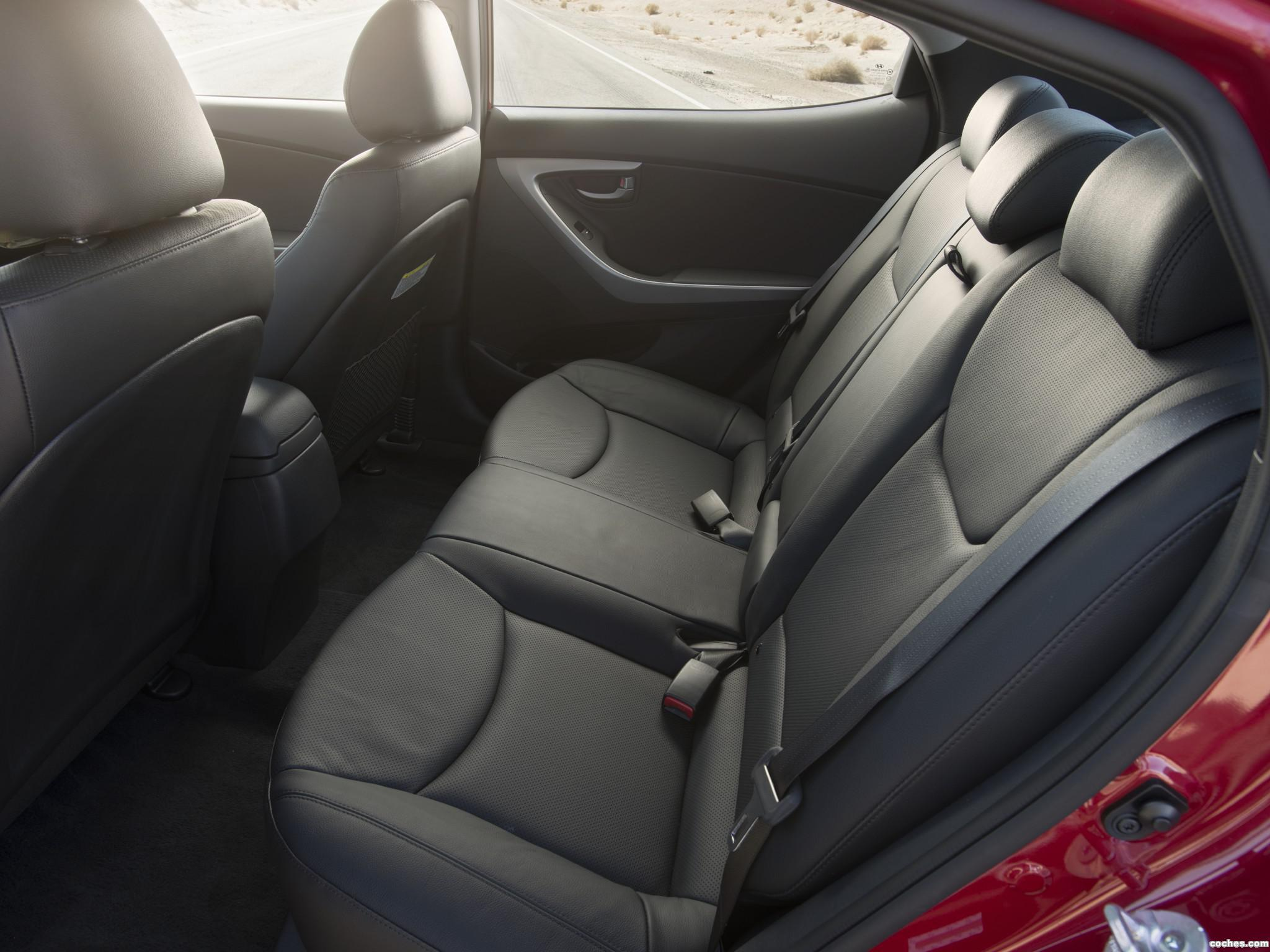 Foto 7 de Hyundai Elantra Sport USA 2014