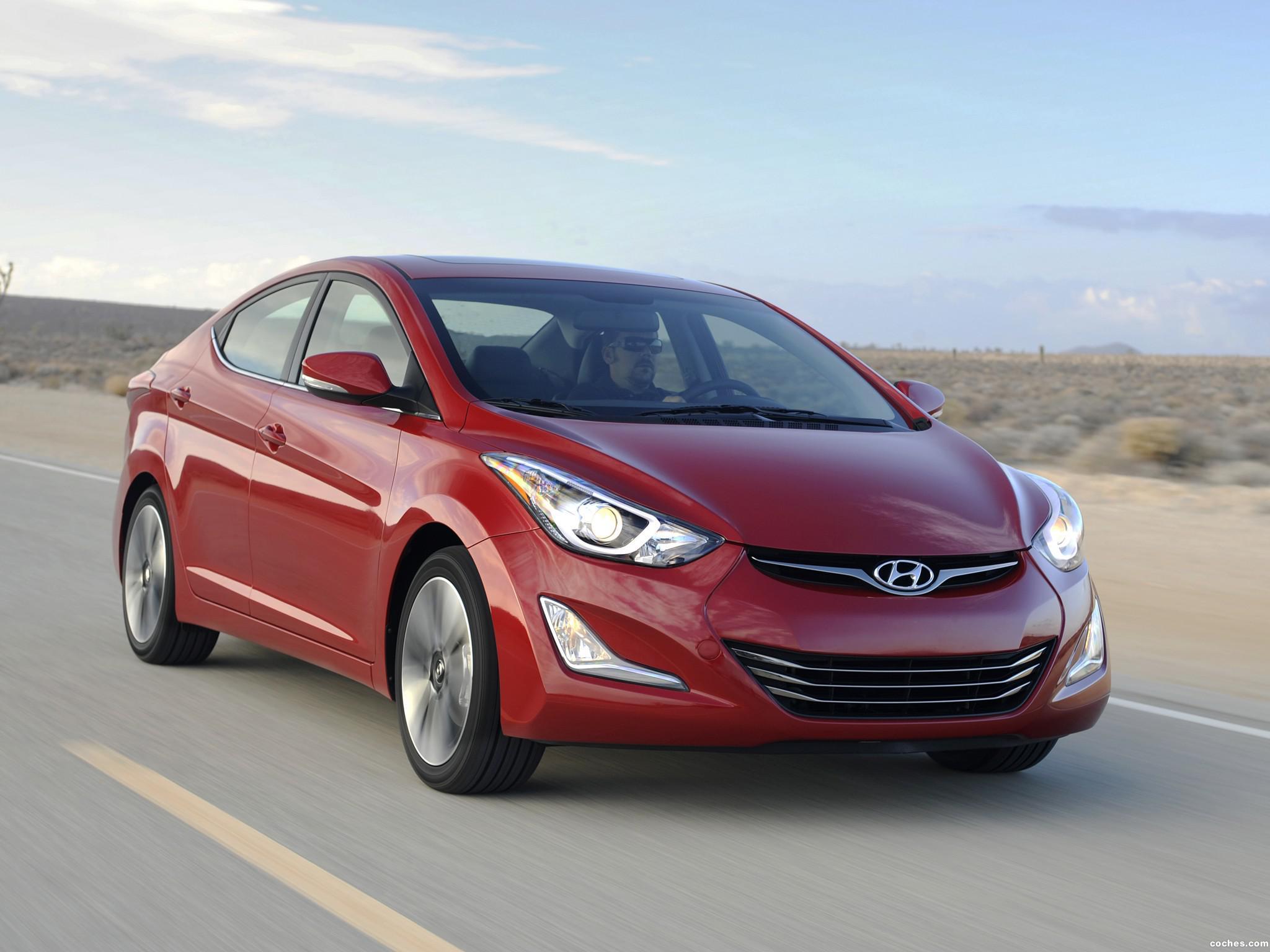 Foto 0 de Hyundai Elantra Sport USA 2014