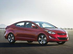 Ver foto 5 de Hyundai Elantra Sport USA 2014