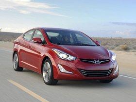 Fotos de Hyundai Elantra Sport USA 2014