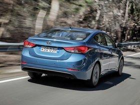 Ver foto 13 de Hyundai Elantra Tecno 2014