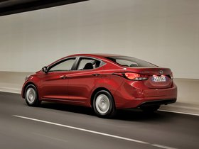 Ver foto 12 de Hyundai Elantra Tecno 2014