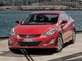 Ver foto 9 de Hyundai Elantra Tecno 2014