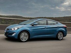 Ver foto 7 de Hyundai Elantra Tecno 2014