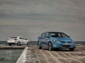 Ver foto 5 de Hyundai Elantra Tecno 2014